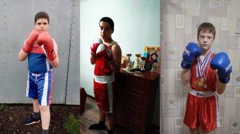 Боксёры готовятся к будущим турнирам.